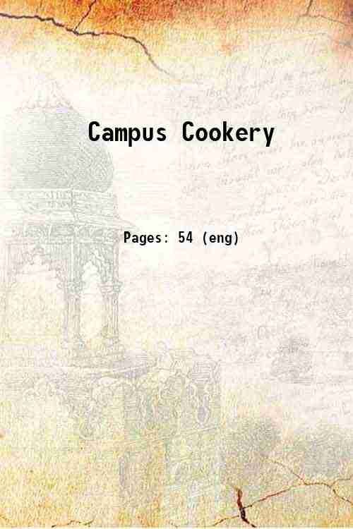 Campus Cookery