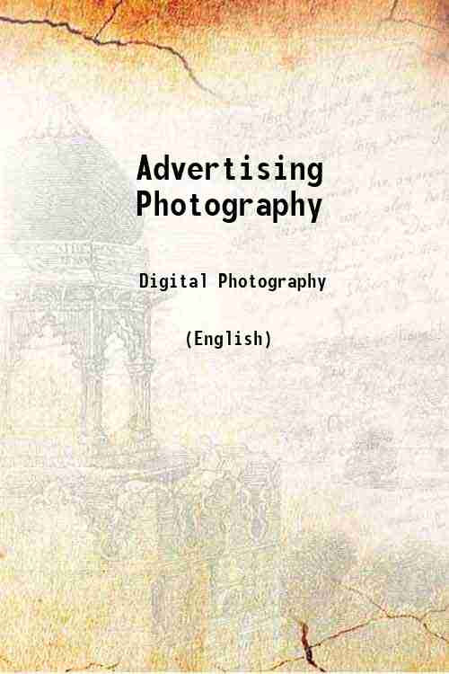 Advertising Photography