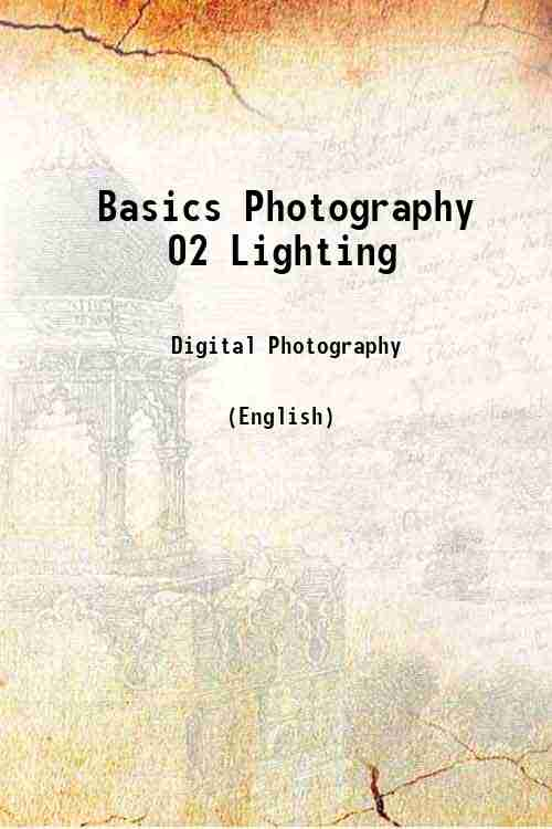 Basics Photography 02 Lighting