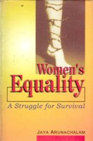 Women's Equality: a Struggle For Survival